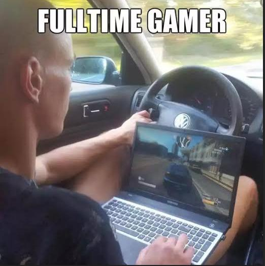 Full Time Gamer