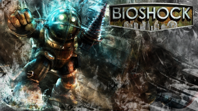 Gameplay Bioshock 2007